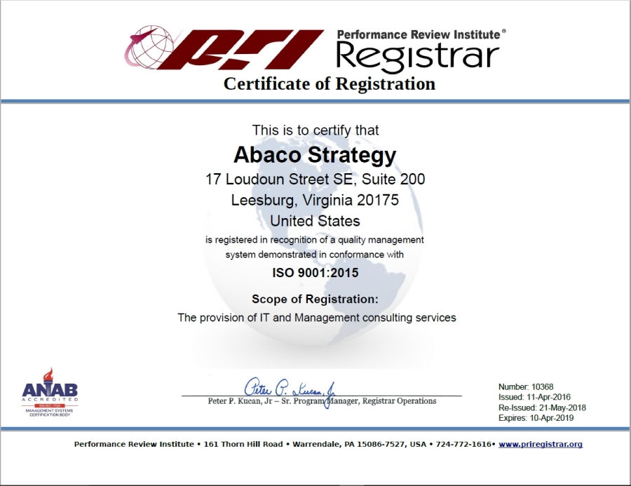 Uncategorized – Abaco Strategy